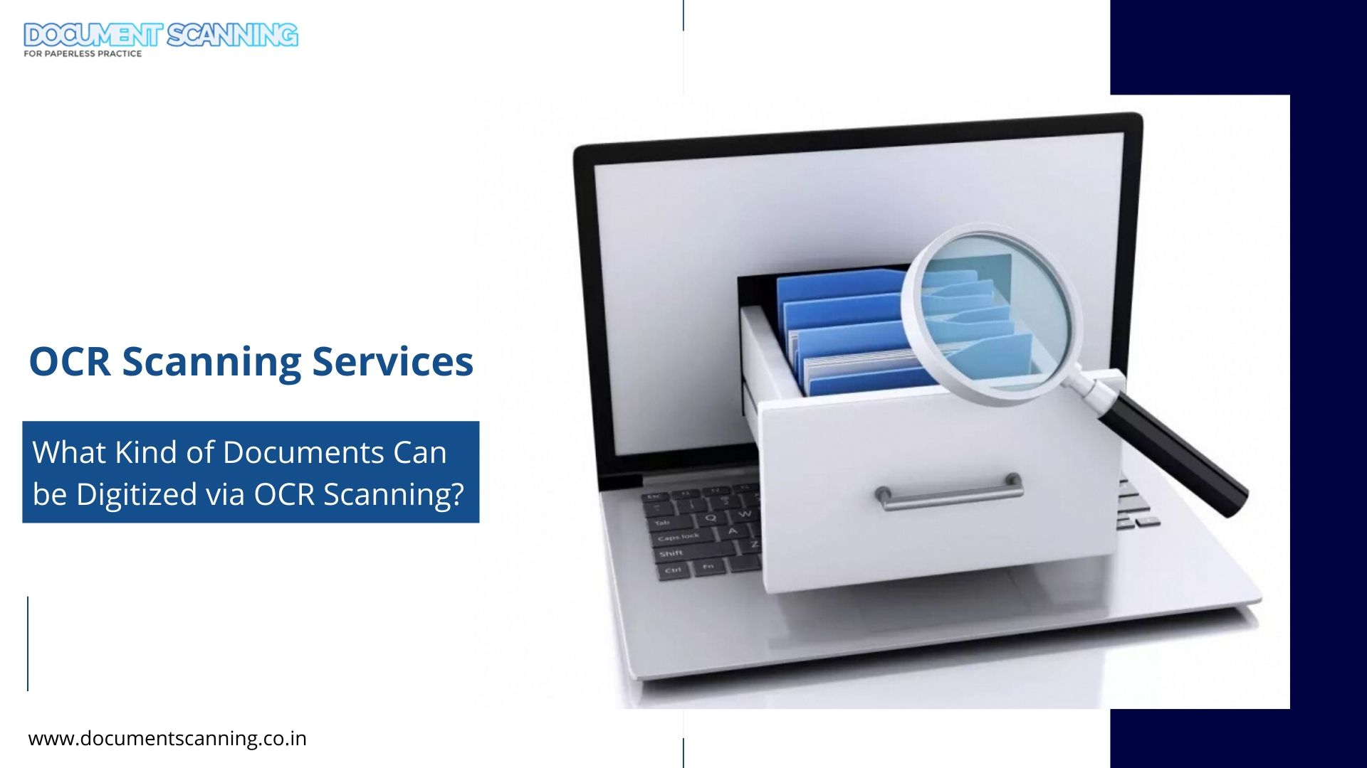 OCR Scanning Services